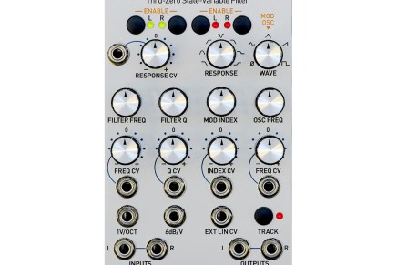 Rossum Electro-Music announces Linnaeus filter for Eurorack
