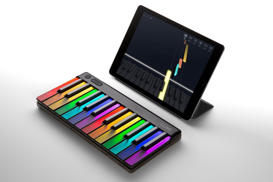 ROLI launches LUMI – a platform that enables everyone to learn and play music