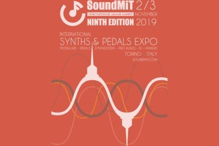 International Sound Summit 9th edition starts 2 November 2019 in Torino Italy