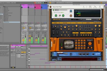 Propellerhead Becomes Reason Studios & Unveils Reason 11 as a Plugin