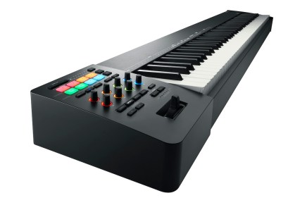 Roland Introduces MIDI 2.0 Ready A-88MKII MIDI Keyboard Controller