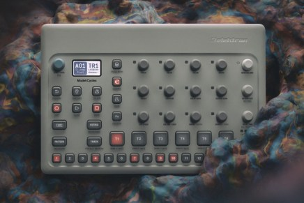 Elektron announced Model:Cycles Six track FM based groovebox