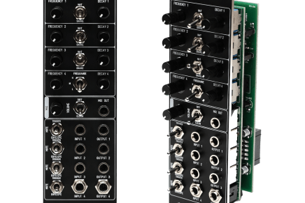 ADDAC System Announces 106 T-NOISEWORKS Eurorack Module
