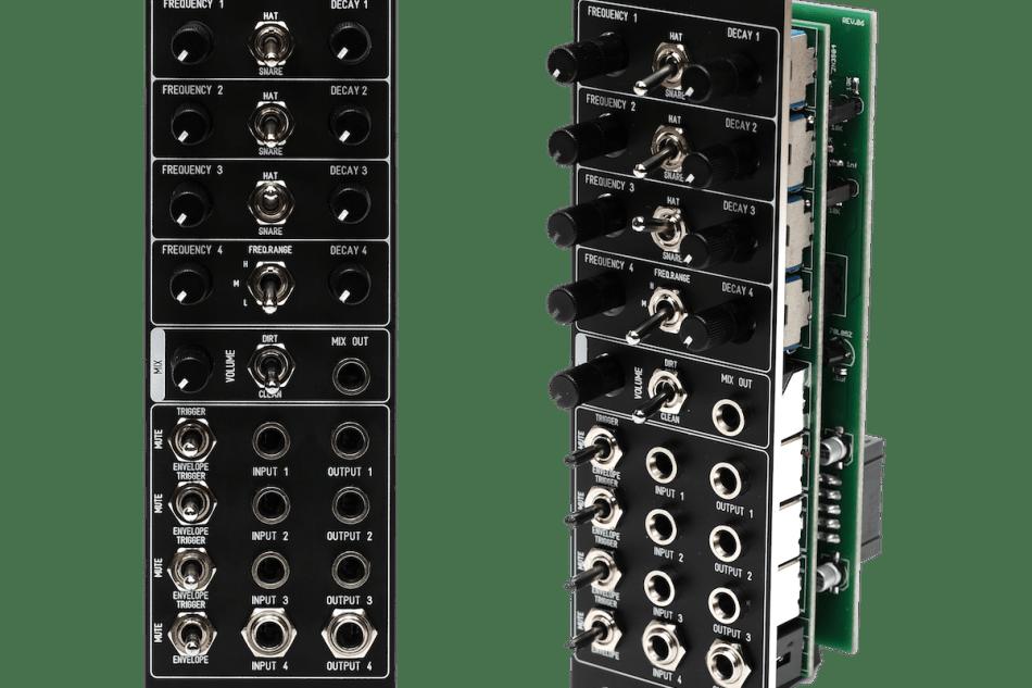 ADDAC System Announces 106 T-NOISEWORKS Eurorack Module