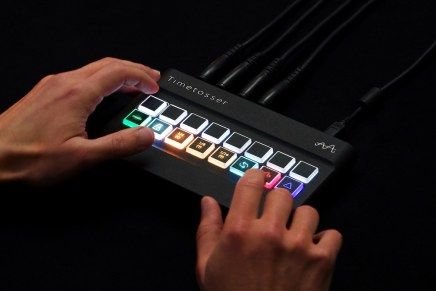 alter.audio have revealed their first machine for DJs and musicians: Timetosser