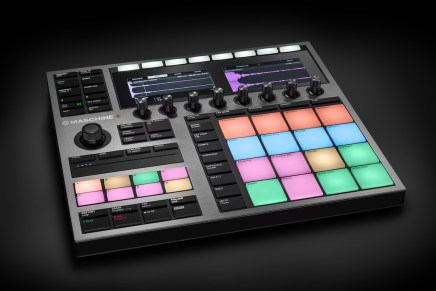 Native Instruments announces MASCHINE+, a standalone performance and production system