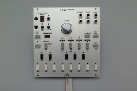Michigan Synth Works announces Chronovore – TB-303 sequencer for Eurorack