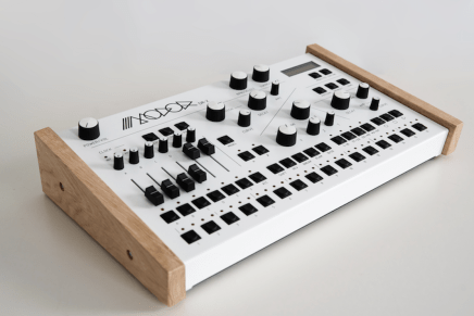 Modor reveals the DR-2 drum machine