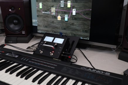 Synths and Effects – Roland Juno 2 and MOD Devices MOD DUO