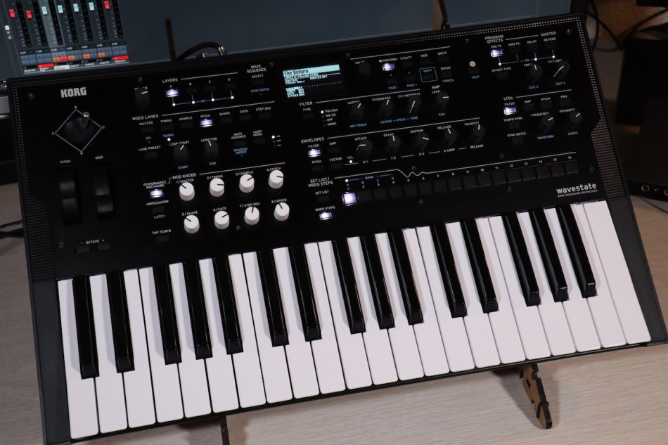 Gearjunkies video – Our favourite Korg Wavestate patches