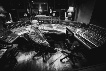 Rupert Neve GRAMMY-Winning Audio Industry Icon Dies at 94