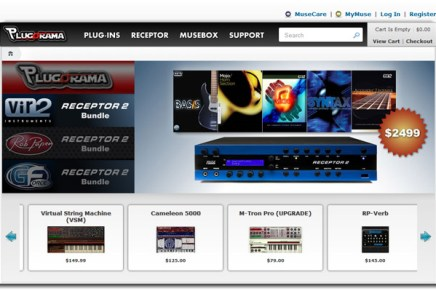 Muse Research gives Plugorama website major overhaul