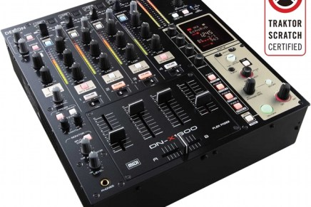 Denon Announces Traktor Scratch Certification for DN-X1600