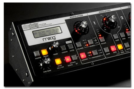 Moog Slim Phatty – The Sounds!