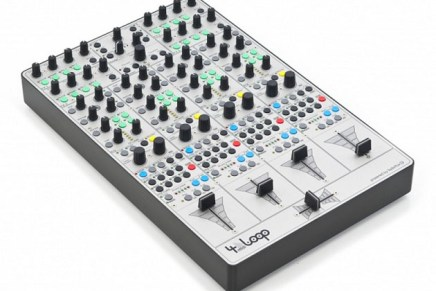 4MidiLoop DJ Controller available now