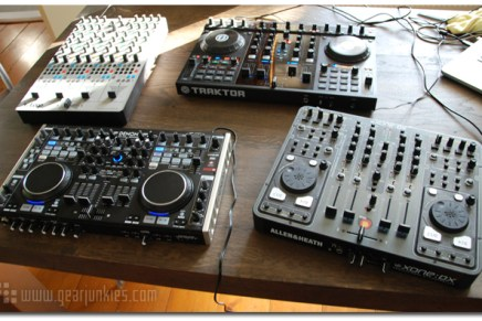DJ Midi Controller Gearjunkies Comparison