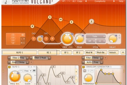 FabFilter Volcano 2.10 major update available