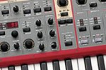The Clavia Nord Stage 2 now shipping