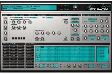 Rob Papen Punch – Official release