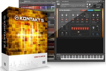 Native Instruments KONTAKT 5 Software Sampler Unveiled