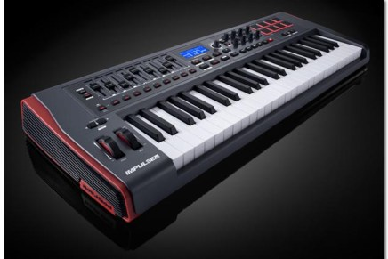 Novation Impulse Keyboards Unveiled