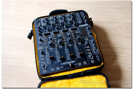 Allen&Heath Xone:DB4 – Gearjunkies Review