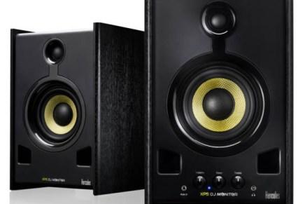 Hercules Debuts XPS 2.0 80 DJ MONITOR