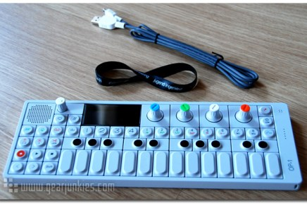 Teenage Engineering OP-1 – Gearjunkies Review