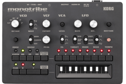 Korg Monotribe System Version 2 Announced