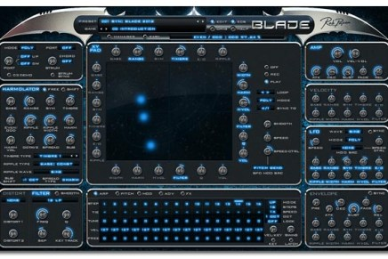 Rob Papen Releases Blade Virtual Synthesizer