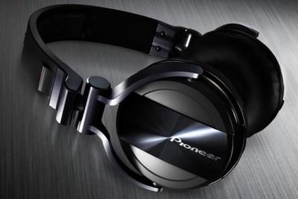 Pioneer announces new HDJ-1500 DJ Headphones