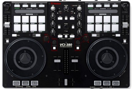Vestax VCI-380 – Video Overview