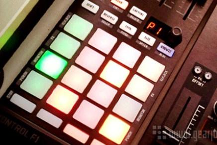 Native Instruments Kontrol F1 – Gearjunkies Review