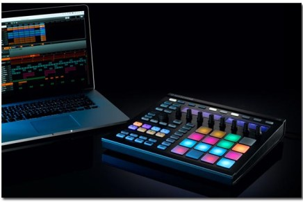 Native Instruments Maschine MKII Introduced