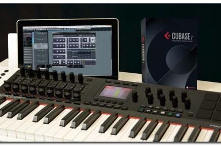 Cubase Control with the Nektar Panorama Keyboard Controller