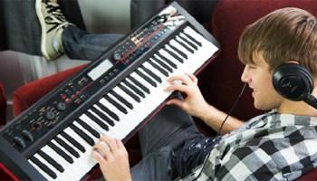 All black Korg Kross and free Triton sounds - Gearjunkies com