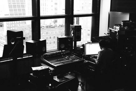 Ben Hillier producing Depeche Mode album with SSL Matrix