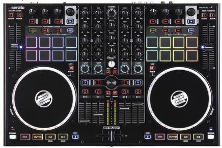 Reloop Introduces new Serato controller – Terminal Mix 8