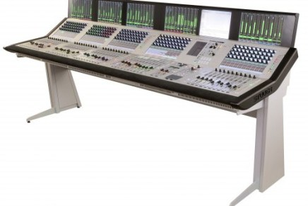 Studer Expands Infinity With New Vista V Digital Console