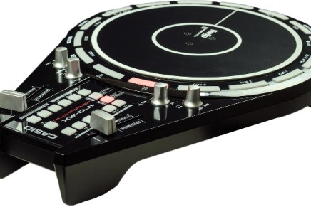 Casio announced XW-DJ1 DJ Controller and XW-PD1 Groove Center