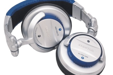 Stanton ships the new DJ PRO 3000 headphone