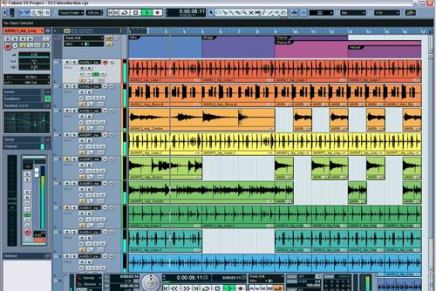 Steinberg introduces Cubase SX 3.0