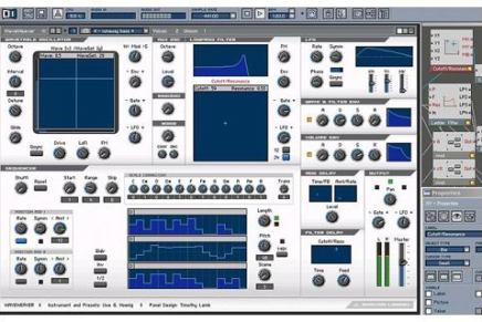 Native Instruments updates Reaktor 4 and Session