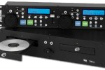 Gemini announces CD-200 rackmount cd player