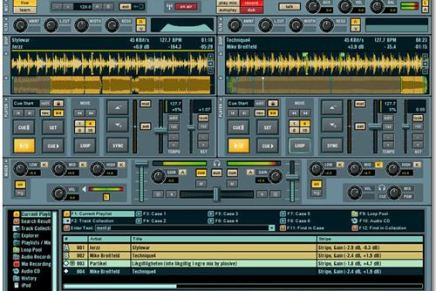 NI updates Traktor DJ Studio to version 2.6