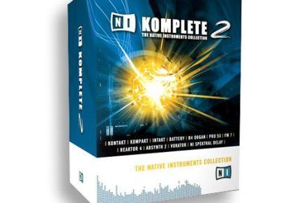 NI announces new pricing for NI KOMPLETE 2