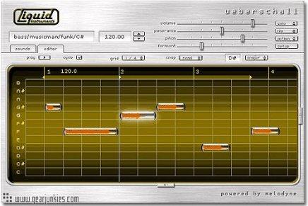 Ueberschall releases Liquid Instruments Electric Bass