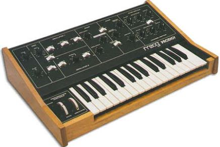 Win a Moog Prodigy at Amazon.com