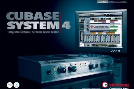 Steinberg updates Cubase System|4