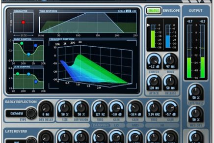 Wave Arts announces new version of MASTERVERB 5